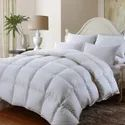 Hotel Duvet With Cotton Filling in White Colour