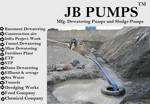 Sewage Pumps On Rental
