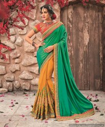 Silk Exclusive Wedding Saree