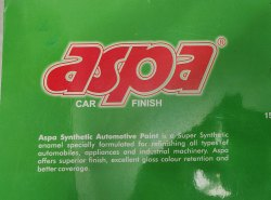 High Gloss Aspa Paints, Liquid, Packaging Type: Tins