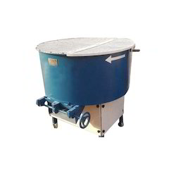 Castable Industrial Mixers