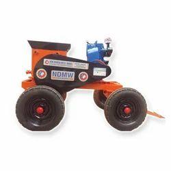 Brick Crusher Machine With Engine