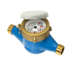 Brass Water Meter Magnetic Drive