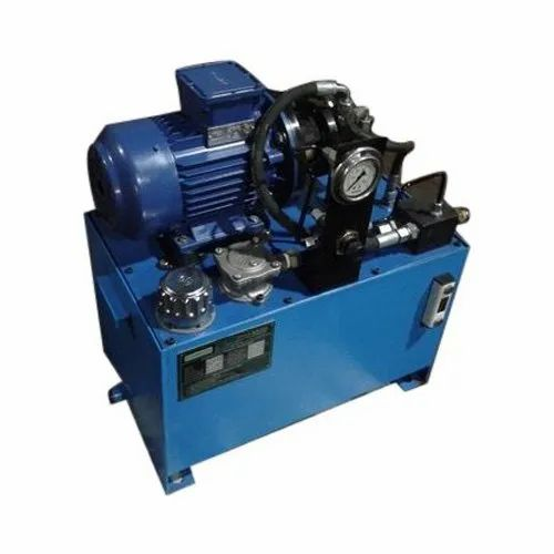 Automatic Hydraulic Power Pack