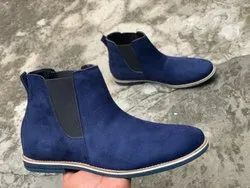Men Stylish Chelsea Boots, Size: 6-10, Packaging Type: Box