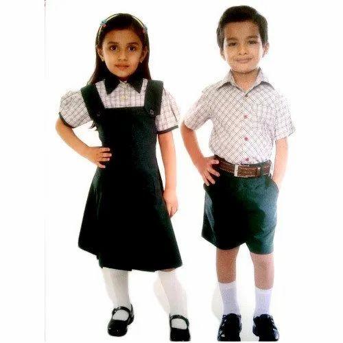 Printed Cotton SCHOOL UNIFORM MANUFACTURERS   ID: 20650115212