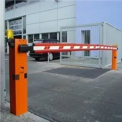 Automatic Boom Barrier System