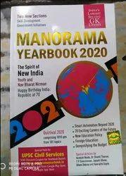 Manorama Yearbook 2020