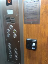 Lift Access Control