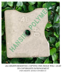 40 45 mm PVC Mould Cover Block
