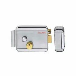 CP Plus Electric Door Lock, Stainless Steel