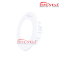 Round Led Inventaa 3w Lotto Junction Light, Lighting Color: Cool White