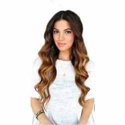 5 Clip On Curly Hair Extension