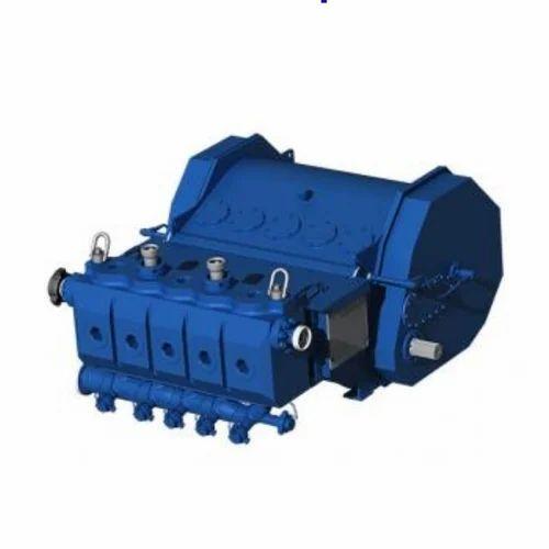 Weir SPM QWS 2500 XL Frac Pump, Weir Minerals India Private Limited