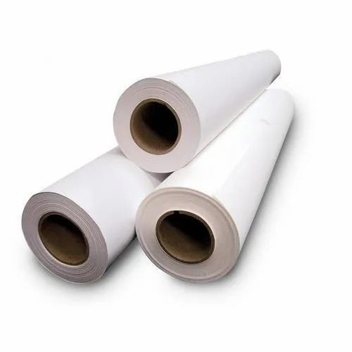 Plain Paper, Packaging Type: Roll ,gsm: 90 Gsm