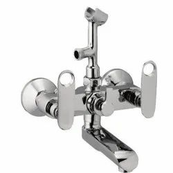 Apple Series Wall Mixer Telephonic with Clutch Tap
