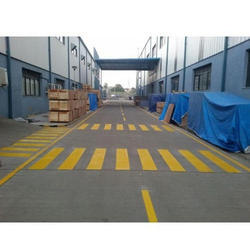 Thermoplastic Paint Road Marking Service