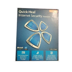 Quickheal Internet Security 1 user / 1 year