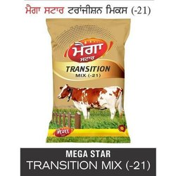 Mega Star Transition Mix (-21) Cattle Feed