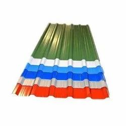 Ppgl Colour Coated Roofing Sheet