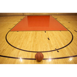 Indoor BasketBall Wooden Flooring