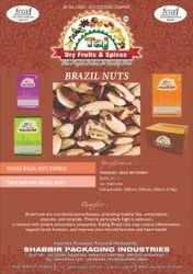Good Brazilian Nuts, Packaging Type: Pouches