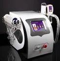 Cavitation And Cryolipolysis Lipo Laser Lipolysis Slimming Machine