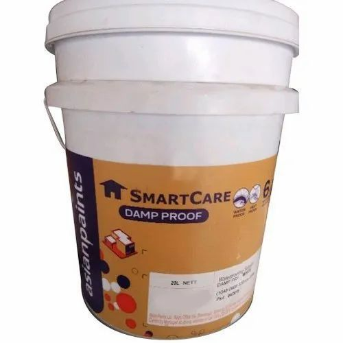 Asian Paints Damp Proof Paint Packaging Size 20 L Rs 4990 Bucket Id 19464312655