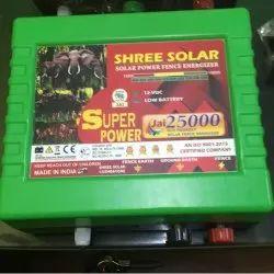 Solar Fencing hi powre Energizer J 25000