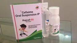 Cefixime IP Oral Suspension