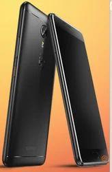 Black Gionee A1 Mobile
