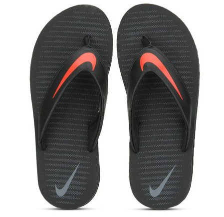 489e566f0fcd Men Nike Chroma Thong 5 Slipper Black