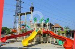 Multi Activity Fun Water Park Equipment