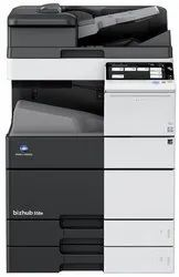 Windows 7 Multi-Function colour machine konika c300i, Supported Paper Size: A3