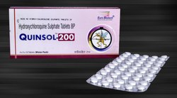 Hydrochloroquine Sulphate 200 mg