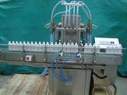 Edible Oil Tin / Pet Bottle Filling Machine