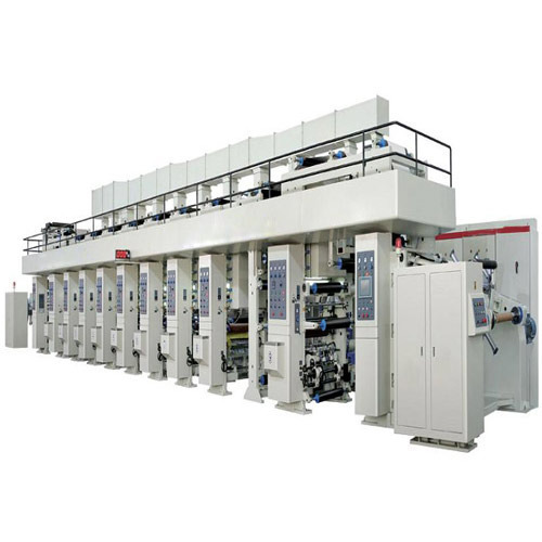 Commander Rotogravure Printing Presses