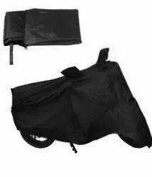 Black Bike Cover