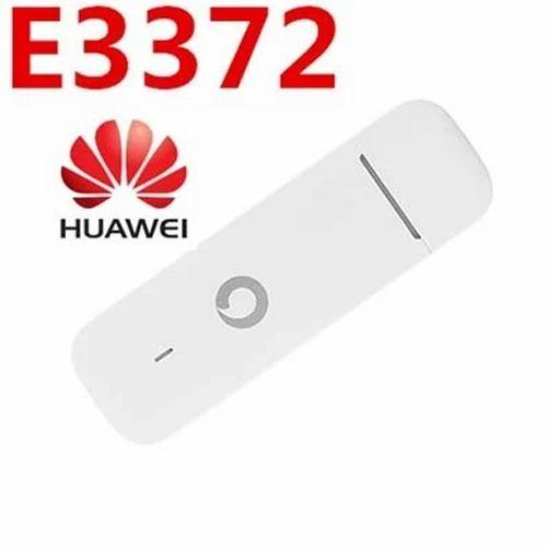 Data Card - Airtel Huawei E3372 4G LTE Dongle Datacard Stick Modem