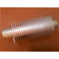 Crimped Copper Fin Tubes
