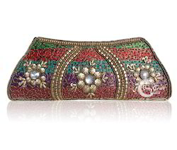 Colourfull Clutch Bag