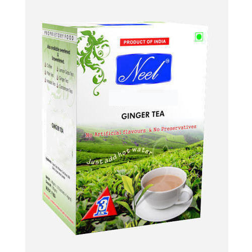 Ginger Tea With Sugar