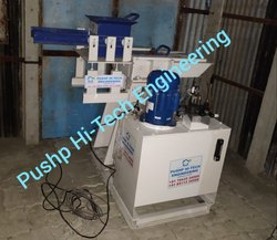Manual Or Semi Automatic Brick Making Machine In Single Phase Power