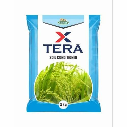 X Tera Soil Conditioner for Agriculture, Packaging Size: 3 kg