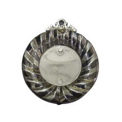 4 mm Round Sports Medal
