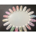 Glitter Flake Star For Nail Art, For Parlour
