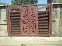 Mild Steel Designer Door