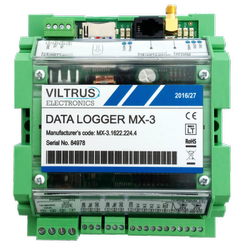 MX-3 Data Logger