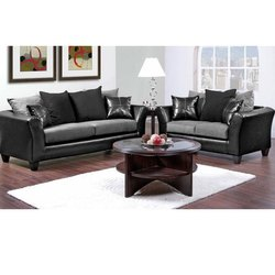 Param Leather Sofa Set
