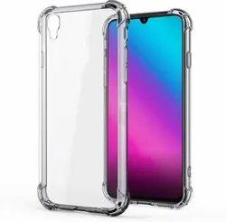 Plastic Shock Proof Transparent Back Cover All-Brand/Model